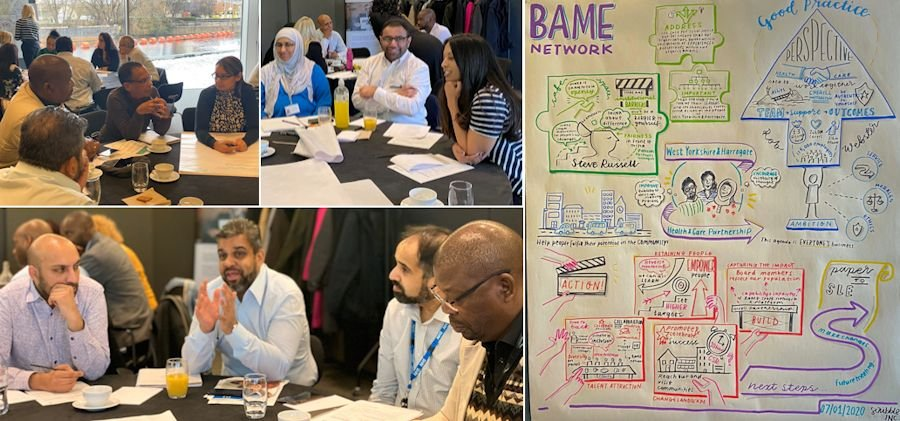 BAME network meeting