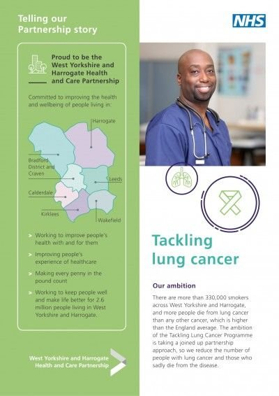 Tackling lung cancer