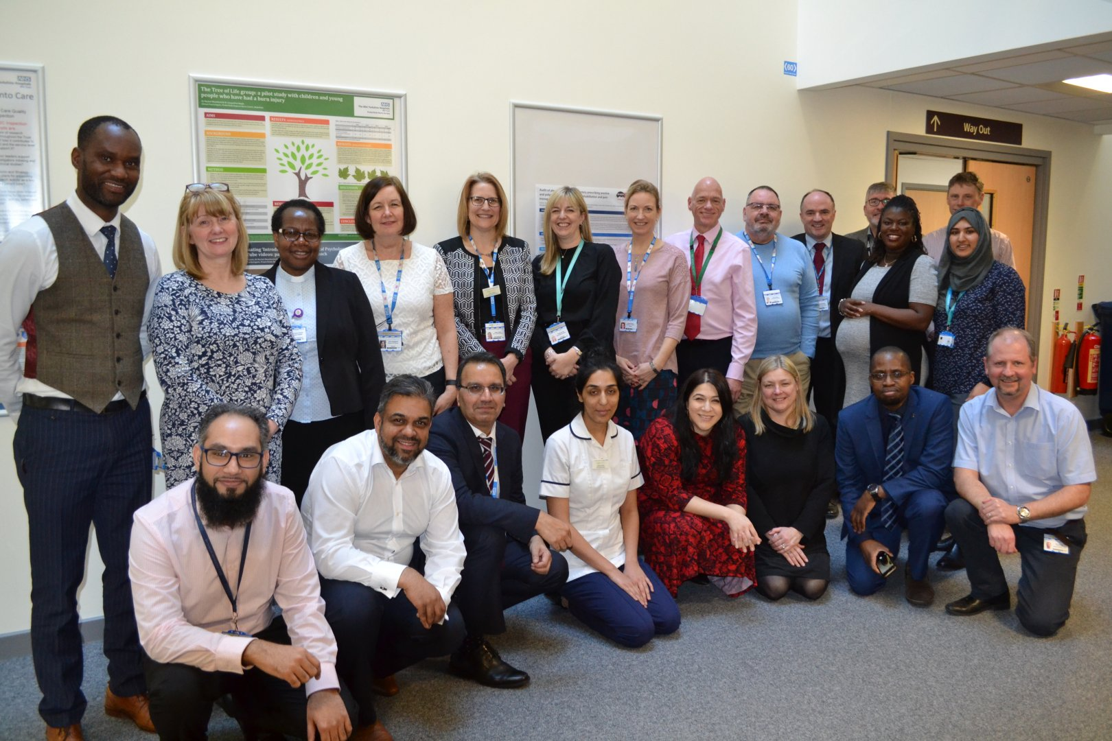 West Yorkshire and Harrogate Health and Care Partnership Black, Asian and Minority Ethnic Staff Network
