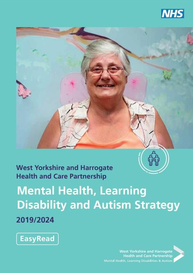 mental health, learning disability and autism strategy - easyread version