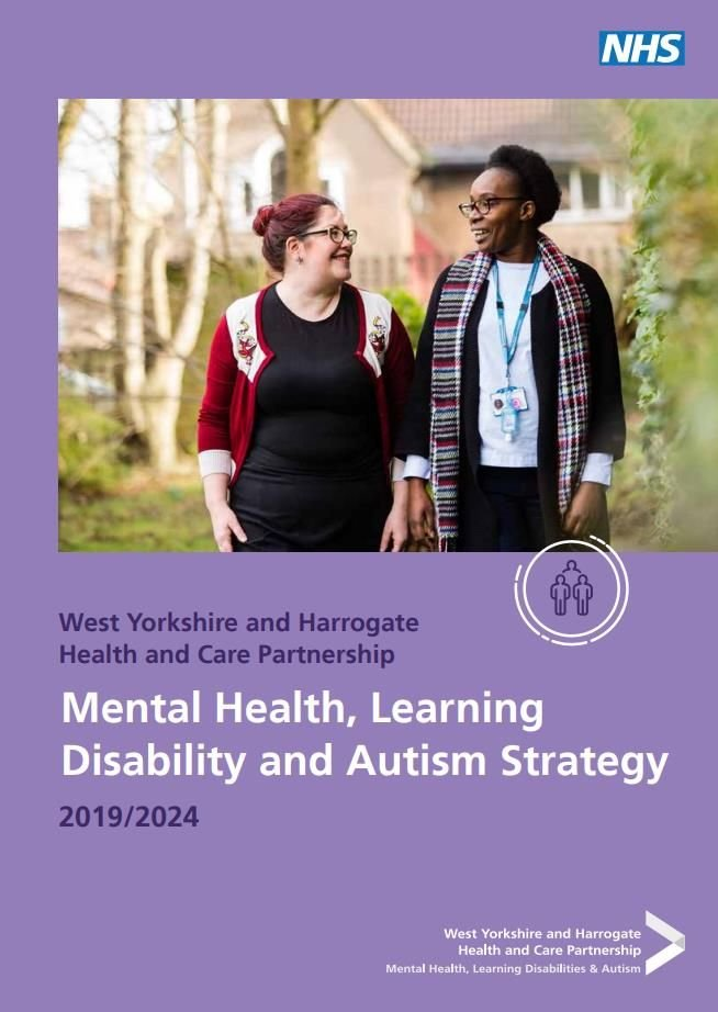 mental health, learning disability and autism strategy