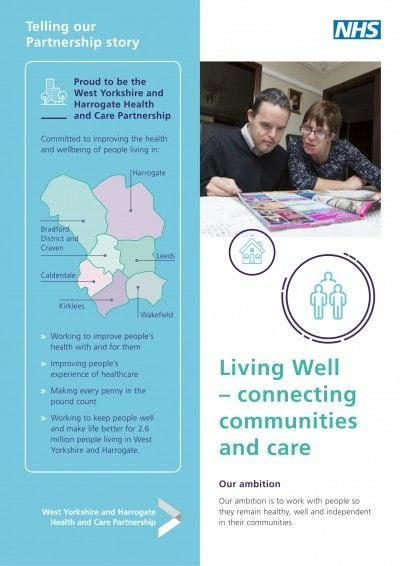 Living well - connecting communities and care