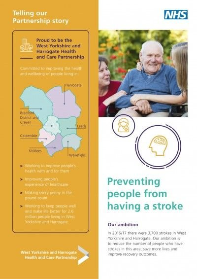 Preventing people from having a stroke