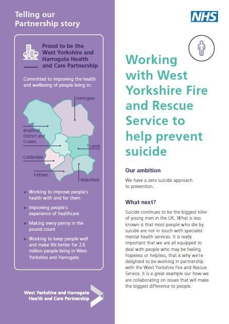 West Yorkshire Fire and Rescue Case Study