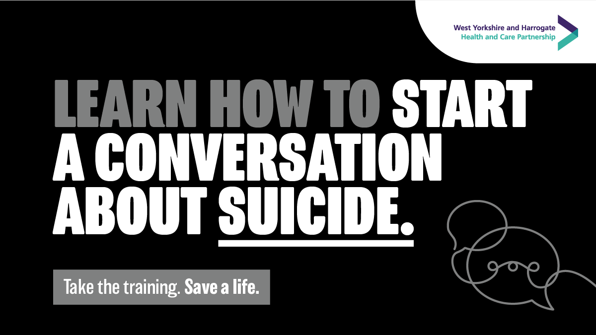 Learn how to start a conversation about suicide