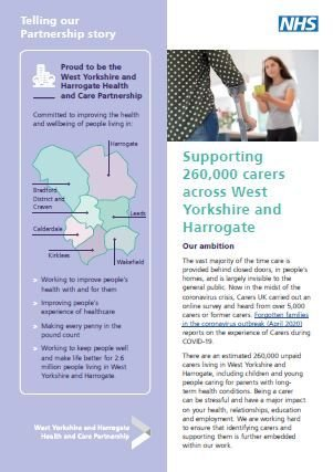 Case Study - Carers