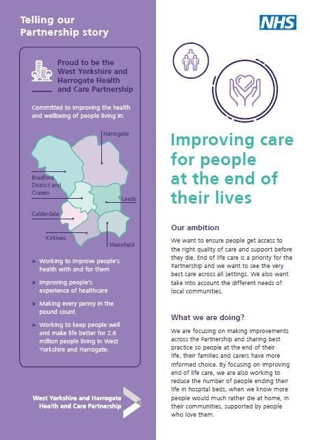 End of Life Care case study
