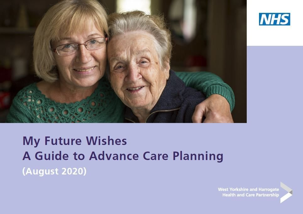 Advanced Care Planning resource pack