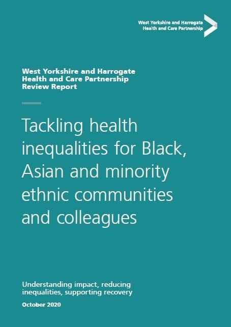 bame review report report cover
